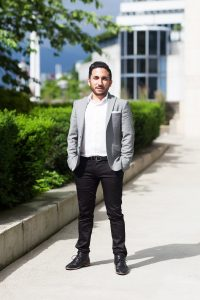 Ali Nazari, P.Eng., Integral Group.