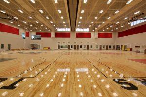Biosteel Centre, training facility for the Toronto Raptors' NBA team. Photo: Entuitive.