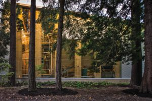 Bioenergy Research and Demonstration Facility, University of British Columbia.  Photo: Don Erhardt, UBC.