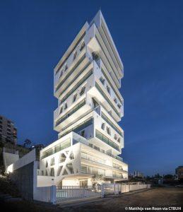 The Cube, Beirut. (CTBUH)