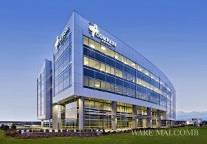 Mississauga Gateway Centre.  Image: Ware Malcomb.