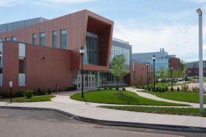 University of Prince Edward Island School of Sustainable Design Engineering.  Photo: UPEI.