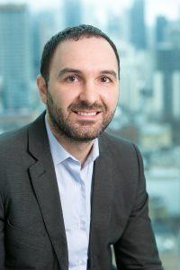 Zoran Markovic, Arup