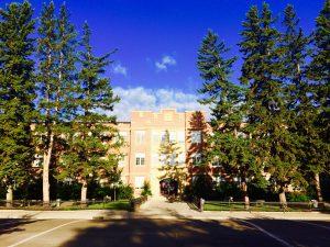 Crescent Heights School, Calgary.  Photo courtesy: Ecosystem.