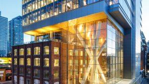 Queen-Richmond Centre, Toronto. Image: CISC.