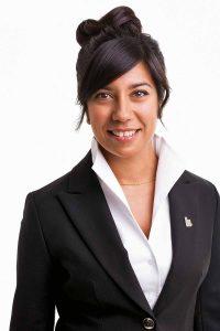 Kathy Baig, ing., president of OIQ.