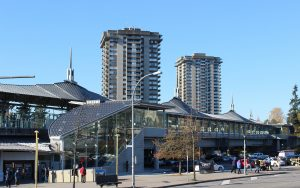 Lougheed Station, Vancouver. Photo: BC Ministry of Transportation.