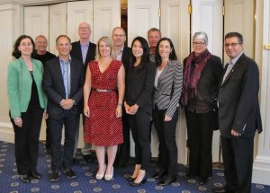 2016 Canadian Consulting Engineering Awards Jury. Photo: CCE.