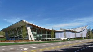 Grandview Heights Aquatic Centre, Surrey, B.C. Image: Fast + Epp.