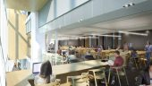 Robarts Common Reading area 3rd floor