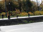 Southwest Transitway active transportation path