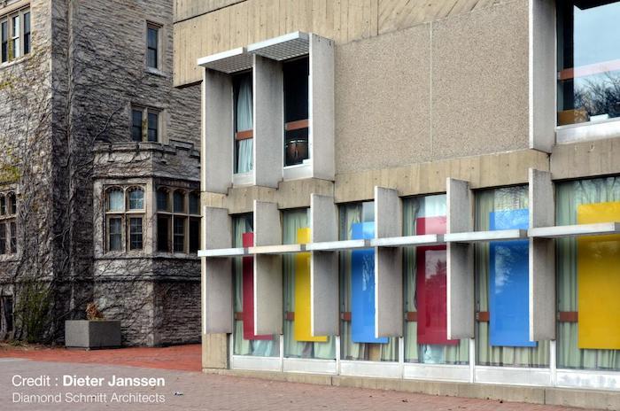 MacKinnon Building Renovation