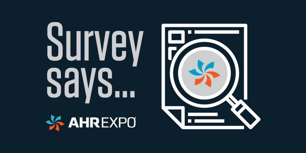 AHR Survey Logo