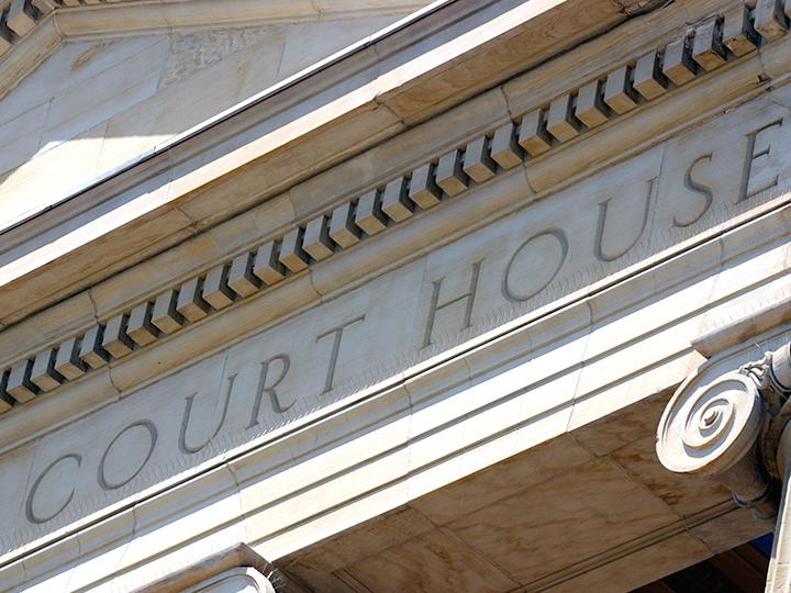 Halton Courthouse