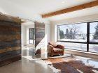 Lakefront passive home