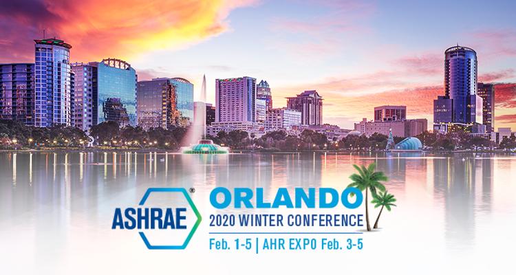 ASHRAE Winter Conference logo