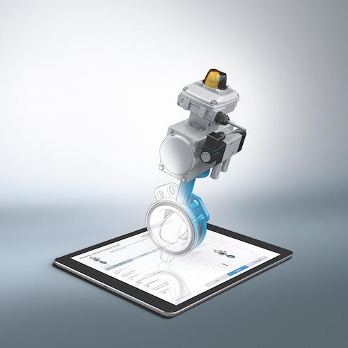 Process valve configurator
