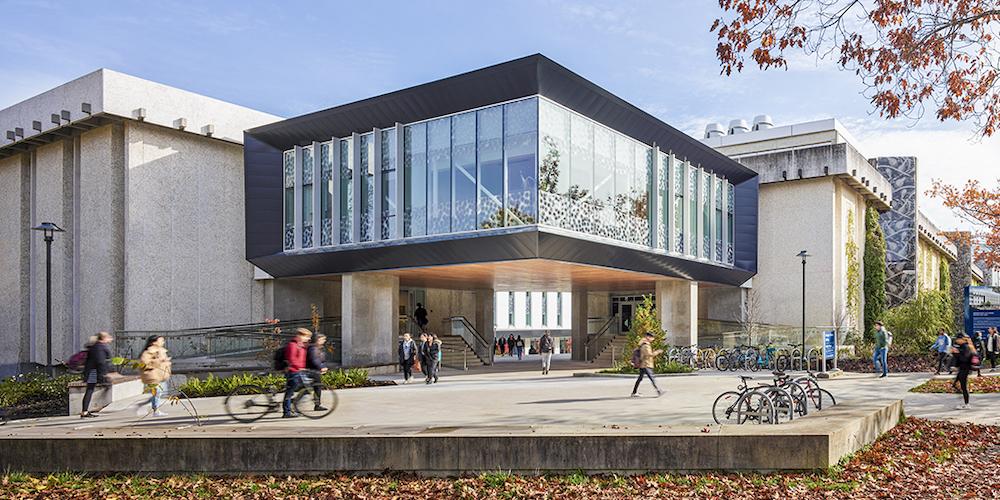 UBC biosciences complex