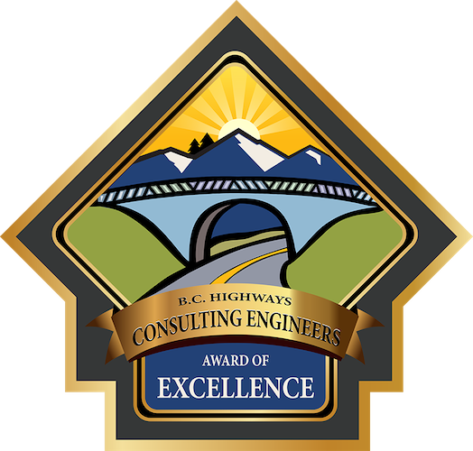 BC Highways Consulting Engineers Award