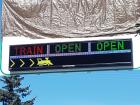 Langley Railway Crossing Information System