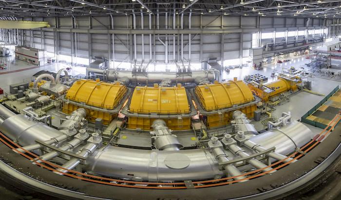 Nuclear reactor turbine