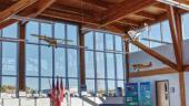 Kenora Airport terminal building