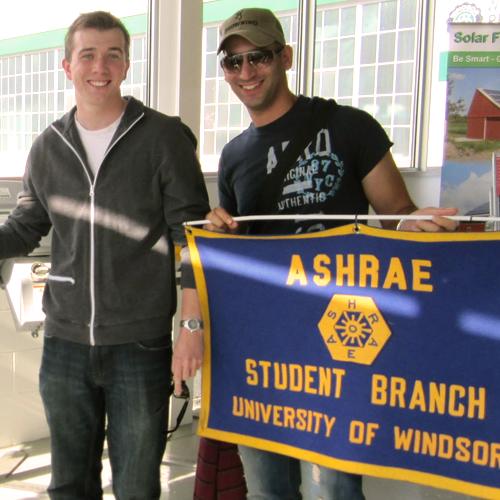 University of Windsor ASHRAE branch