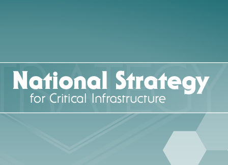 National Strategy for Critical Infrastructure
