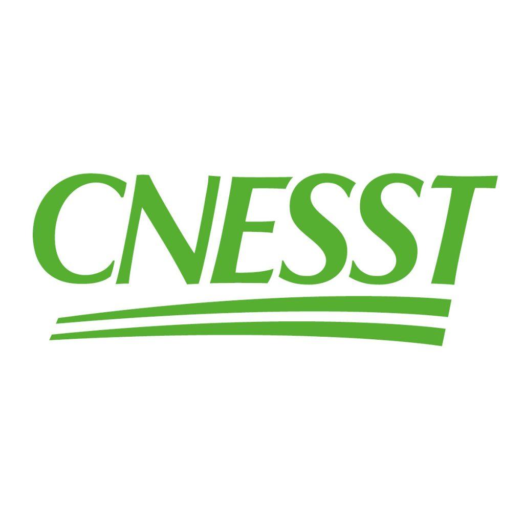 CNESST logo