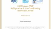 Lower GWP Innovation Award