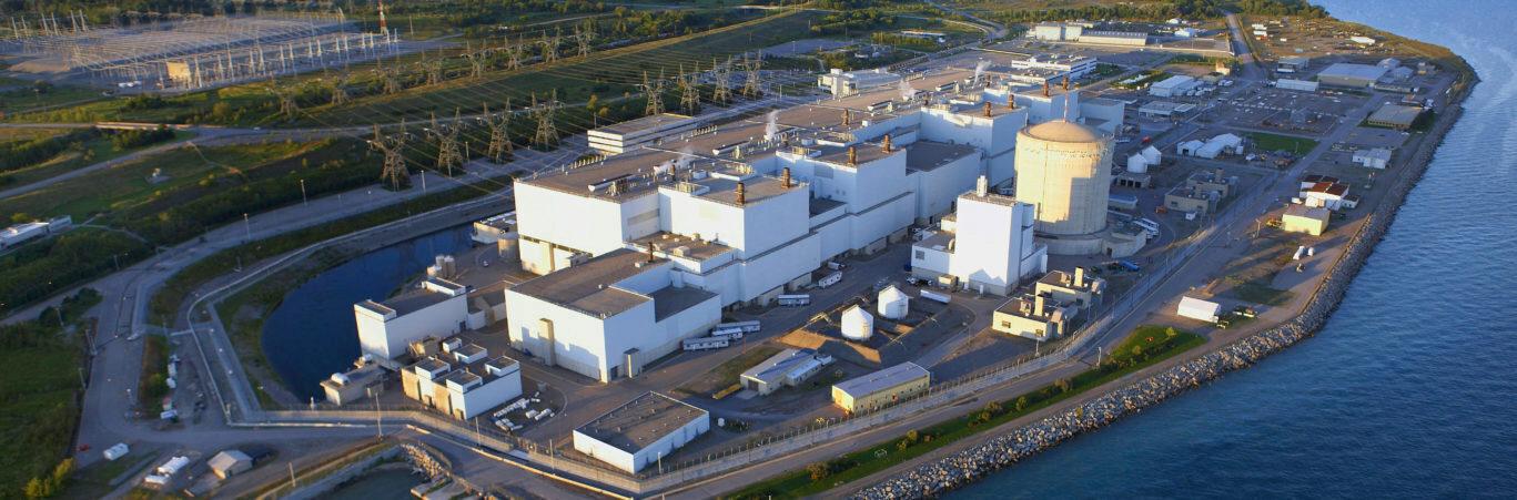 Darlington nuclear generating station