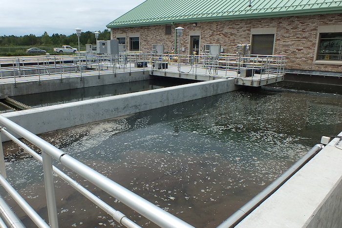 Nonquon Water Pollution Control Plant