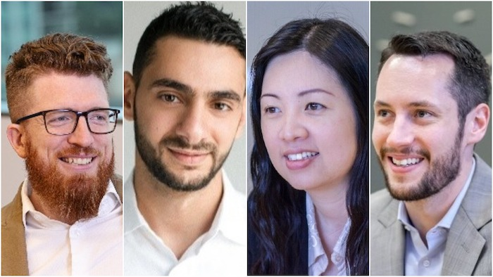Smith + Andersen new appointments