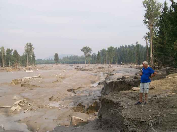 Mount Polley mining disaster