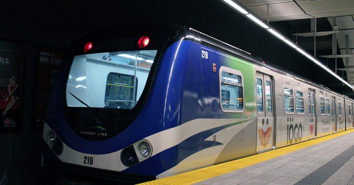 SkyTrain subway