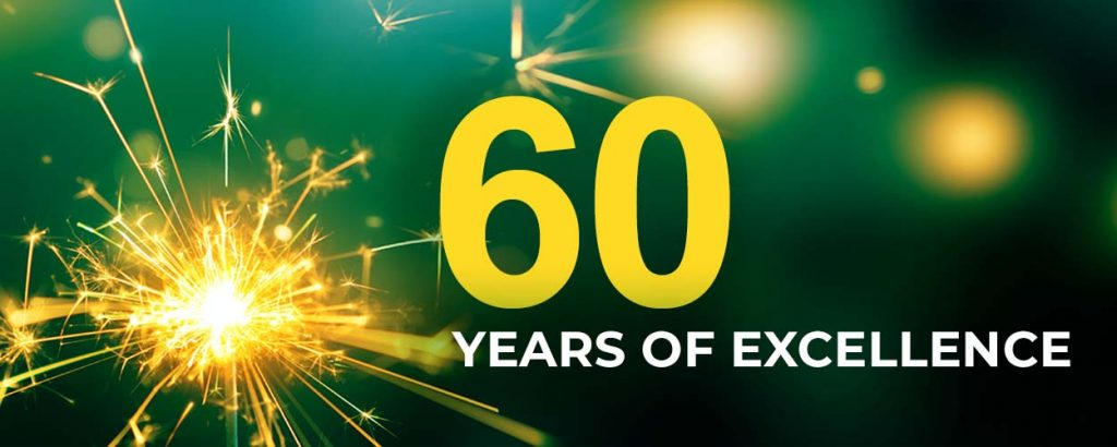 Golder 60th anniversary