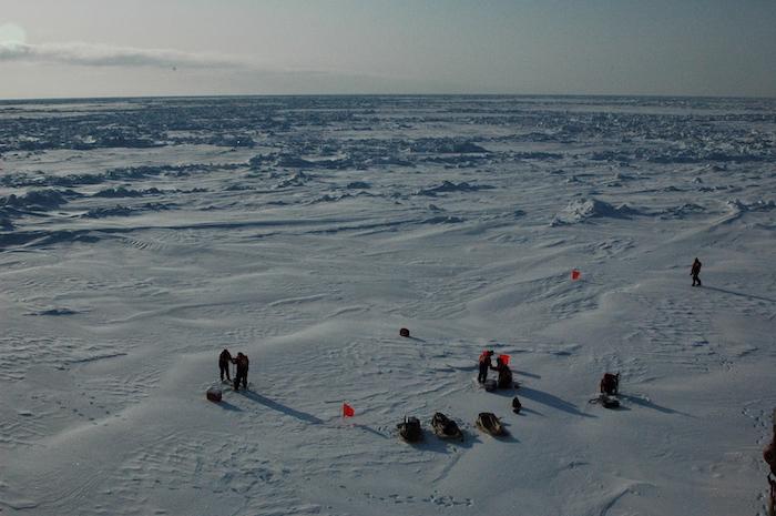 Bering Sea Ice Station