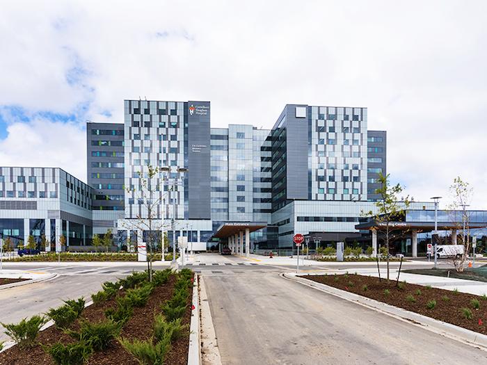 Cortellucci Vaughan Hospital