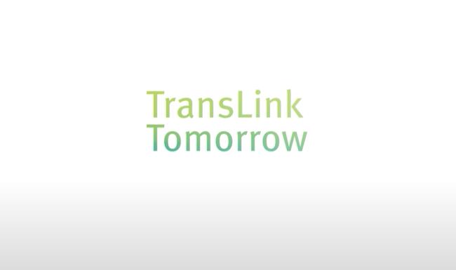 TransLink Tomorrow