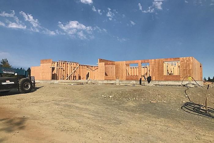 AEP prefabricated wall panels