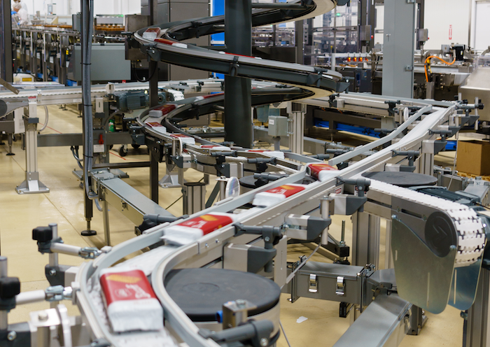 Food manufacturing facility