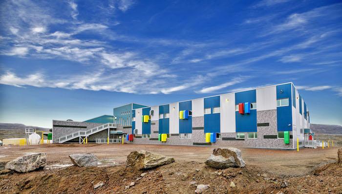Arviligruaq Ilinniarvik School