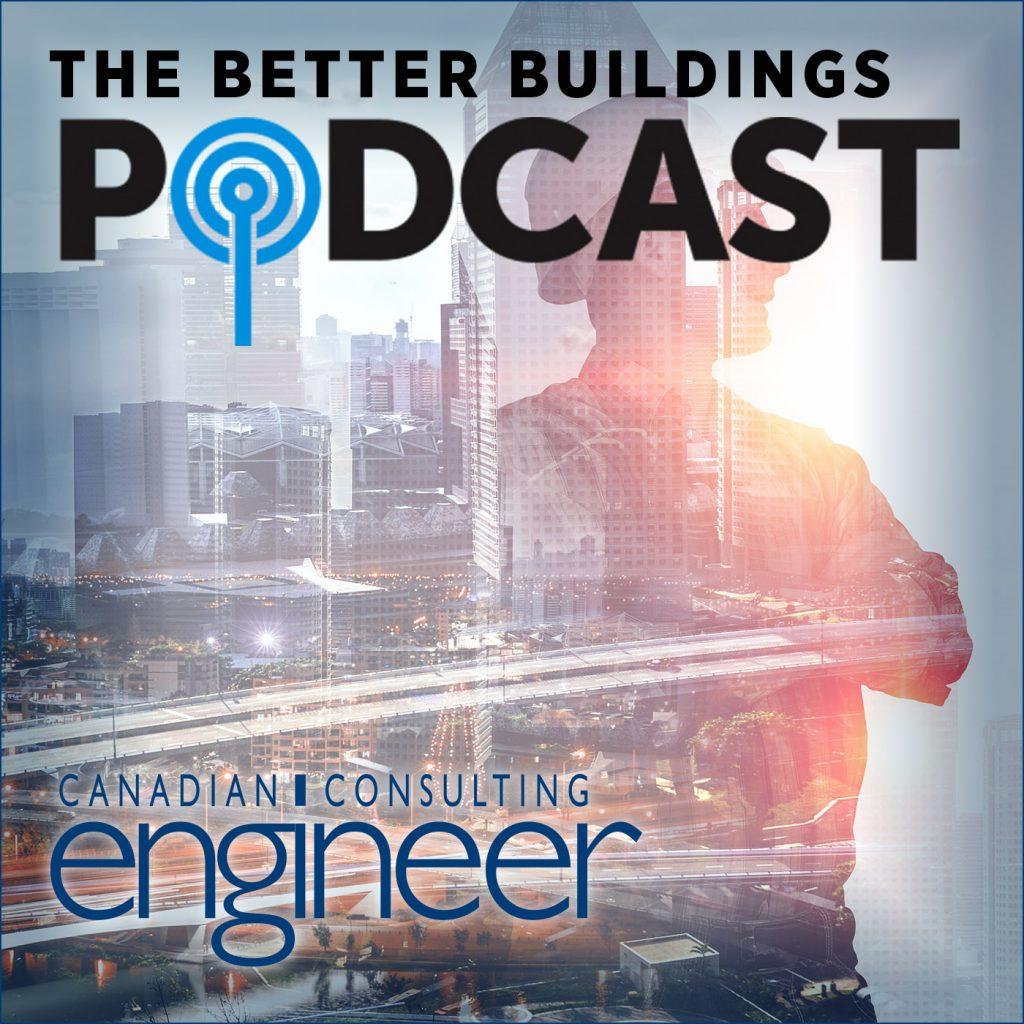 Better Buildings Podcast logo