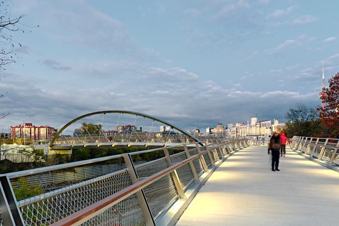 Garrison Crossing - two bridges