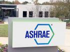 ASHRAE HQ sign