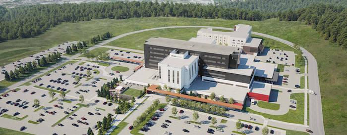 Corner Brook Acute Care Hospital