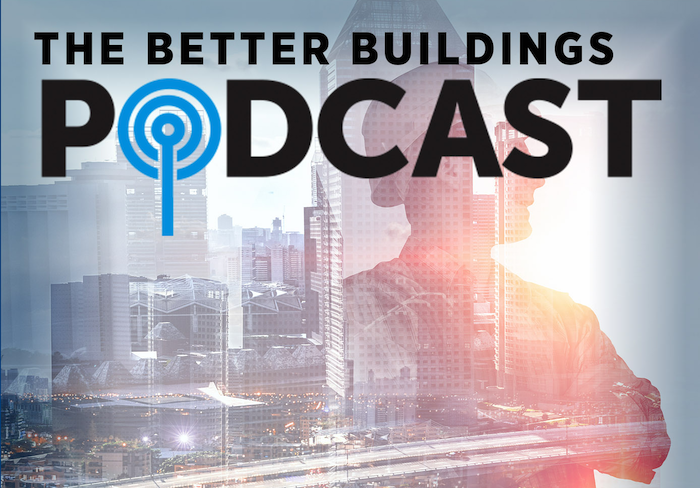 Better Buildings Podcast logo - featured image
