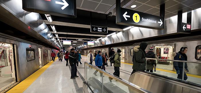 TTC Line 1