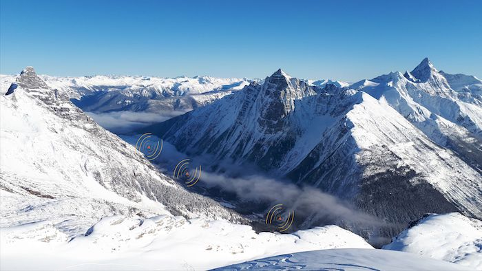 Infrasound Detection of Avalanches