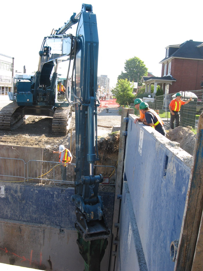 Subsurface utility engineering – Level A